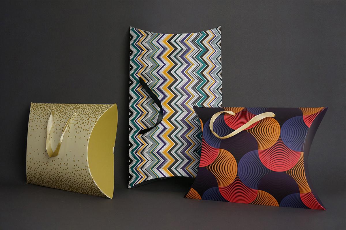 Pillow Boxes Wholesale USA